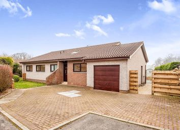 Thumbnail 4 bed bungalow for sale in Cunnigar Hill View, Mid Calder, Livingston