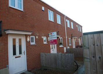 Thumbnail 2 bedroom terraced house to rent in Harrys Way, Wisbech