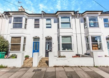 Thumbnail 3 bed terraced house for sale in Montgomery Terrace, Montgomery Street, Hove