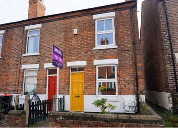 Thumbnail 2 bed end terrace house for sale in Middleton Street, Beeston