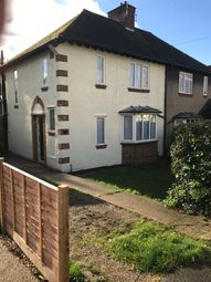 Thumbnail 3 bed semi-detached house to rent in Tristram Road, Hitchin, Herts