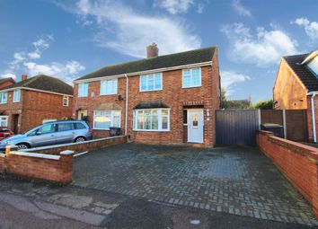 Thumbnail 3 bedroom semi-detached house for sale in Chantry Road, Kempston, Bedford