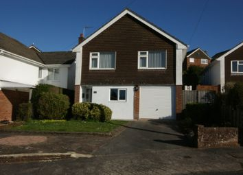 Thumbnail 3 bedroom semi-detached house to rent in Grosvenor Close, Torquay