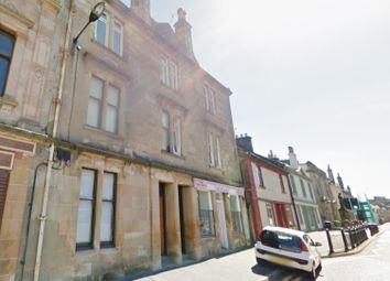Thumbnail 2 bed flat for sale in Main Street, Kilbirnie, North Ayrshire