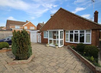 Thumbnail 3 bed detached bungalow for sale in Medina Way, Swindon