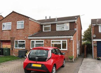Thumbnail 3 bed semi-detached house for sale in Ruddymead, Clevedon