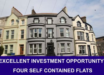 Thumbnail 6 bed terraced house for sale in Dufferin Avenue, Bangor
