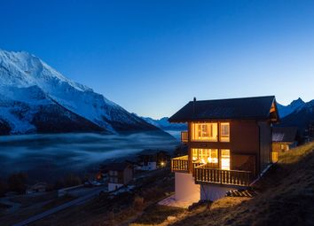 Thumbnail 2 bed chalet for sale in Lauchernalp, 2309 Wiler, Raron (District), Valais, Switzerland