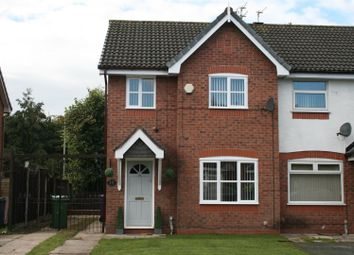 Thumbnail 3 bed town house to rent in Longdown Road, Liverpool