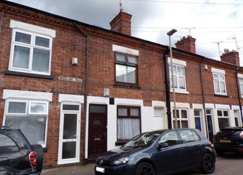 Thumbnail 3 bed terraced house for sale in Woodland Road, Leicester, Leicestershire, England