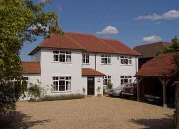 Thumbnail 4 bed detached house for sale in Hardwick Lane, Bury St. Edmunds
