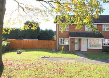 Thumbnail 2 bed maisonette to rent in Binley Close, Shirley, Solihull