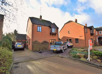 Thumbnail 4 bed detached house for sale in Lower Pastures, Great Oakley, Corby