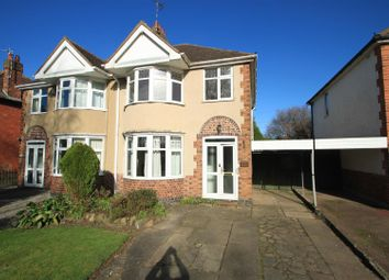 Thumbnail 3 bed semi-detached house for sale in Rugby Road, Burbage, Hinckley