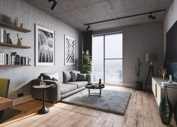 Thumbnail 1 bed flat for sale in Manchester, Greater Manchester