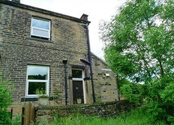 Thumbnail 3 bed end terrace house to rent in Bethel Terrace, Brearley, Luddendenfoot, Halifax, West Yorkshire