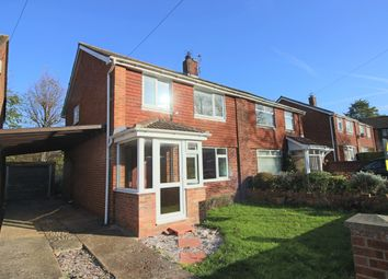 Thumbnail 3 bed semi-detached house to rent in Majorca Avenue, Andover, Hampshire