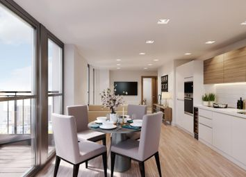 Thumbnail 1 bed flat for sale in Warner Close, London