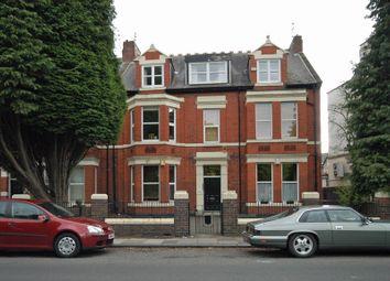 Thumbnail 2 bedroom flat for sale in Osborne Road, Jesmond, Newcastle Upon Tyne