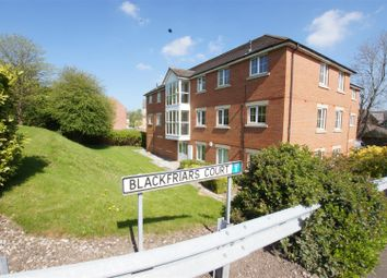 Thumbnail 2 bed flat for sale in Blackfriars Court, Road, Mold