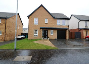 Thumbnail 4 bedroom detached house for sale in Waddell Crescent, Morningside Wishaw