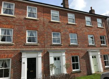 Thumbnail 3 bed property to rent in Chancellery Mews, Bury St. Edmunds