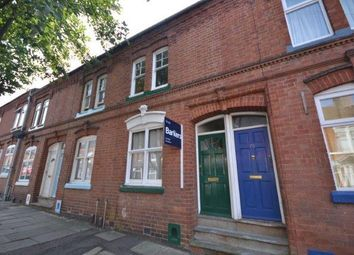 Thumbnail 2 bed terraced house for sale in St. Leonards Road, Leicester