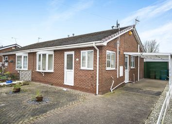 Thumbnail 2 bedroom bungalow for sale in Ullswater Grove, Goole