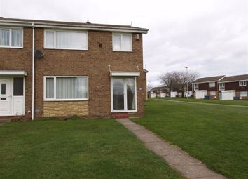 Thumbnail 3 bed end terrace house to rent in Chesterhill, Cramlington