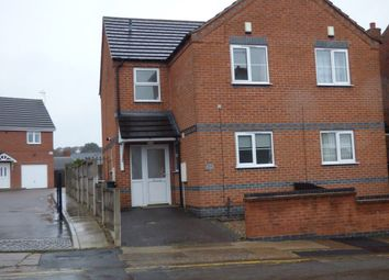 Thumbnail 2 bed semi-detached house to rent in Cyril Avenue, Stapleford, Nottingham