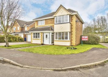 Thumbnail 4 bed detached house for sale in Littlecotes Close, Spaldwick, Huntingdon, Cambridgeshire