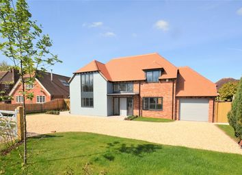 Thumbnail 4 bed detached house for sale in Bessels Way, Blewbury, Didcot