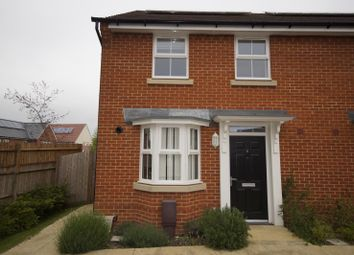Thumbnail 3 bedroom semi-detached house to rent in Ashington Close, Longwood Avenue, Cowplain, Waterlooville