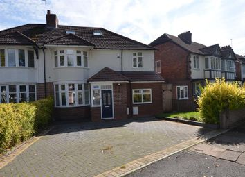 Thumbnail 5 bed semi-detached house for sale in Brandwood Road, Kings Heath, Birmingham