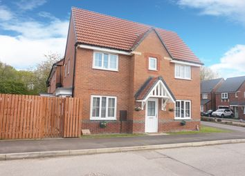 Thumbnail 3 bed detached house for sale in Morgan Drive, Whitworth, Spennymoor
