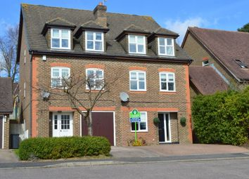 Thumbnail 4 bed semi-detached house for sale in York Avenue, East Grinstead