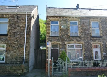 Thumbnail 2 bed end terrace house for sale in Freeholdland Road, Pontnewynydd, Pontypool, Torfaen