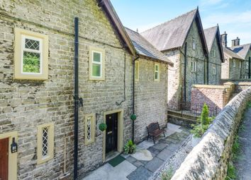 Thumbnail 3 bed end terrace house for sale in Middle Row, Cressbrook, Buxton
