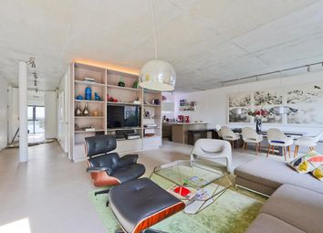 Thumbnail 4 bed flat for sale in Oval Road, London