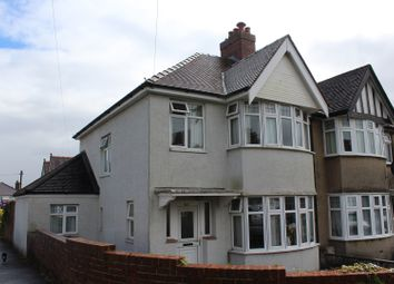 Thumbnail 3 bed semi-detached house for sale in St. Nons Avenue, Carmarthen