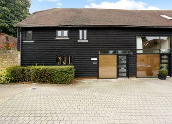 Thumbnail 3 bed barn conversion to rent in Clenches Farm Road, Sevenoaks