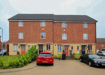 Thumbnail 4 bedroom town house for sale in Brynheulog, Pentwyn, Cardiff