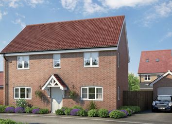Thumbnail 4 bed detached house for sale in Fornham Place At Marham Park, Off Tut Hill, Bury St Edmunds, Suffolk