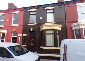 Thumbnail 3 bed terraced house for sale in Esher Road, Kensington, Liverpool, Merseyside