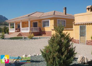 Thumbnail 3 bed villa for sale in Vélez-Rubio, Almería, Spain