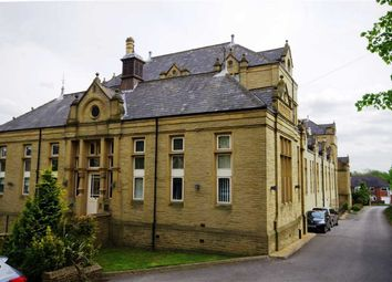 Thumbnail 1 bed flat to rent in Clare Hall Apartments, Prescott Street, Halifax