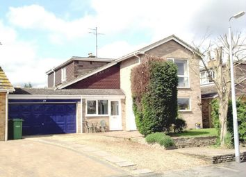 Thumbnail 4 bed detached house for sale in The Gannocks, Orton Waterville, Peterborough, Cambridgeshire