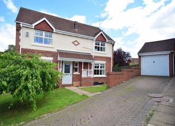 Thumbnail 4 bed detached house to rent in Heronbrook, Whitchurch, Shrophire