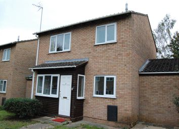 Thumbnail 1 bed terraced house for sale in Chepstow Walk, Hereford