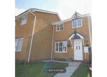 Thumbnail 3 bed semi-detached house to rent in Priestburn Close, Durham
